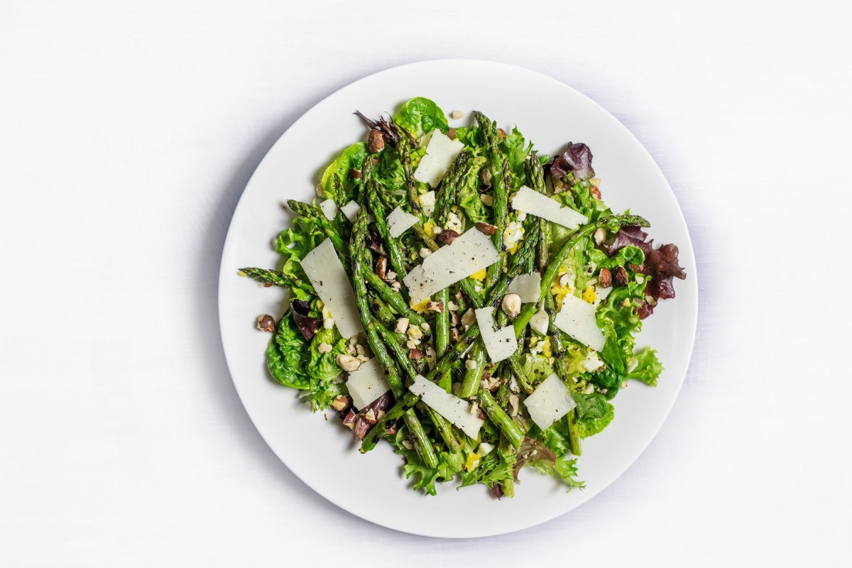 How to make the perfect green salad