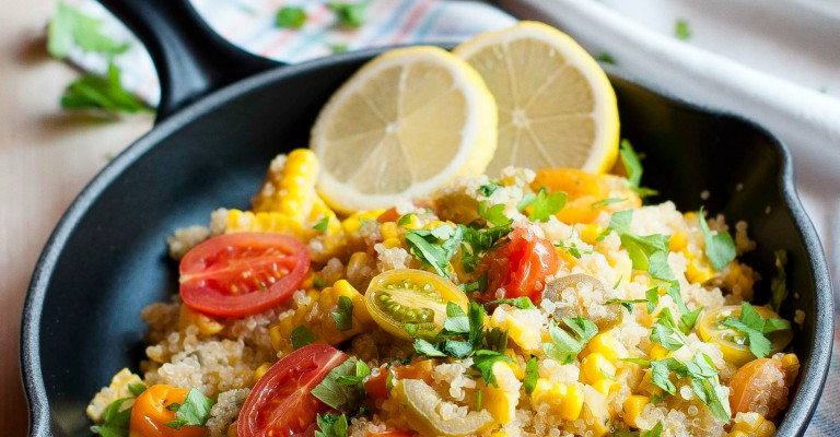 Ensalada Mejicana Con Quinoa Love My Salad