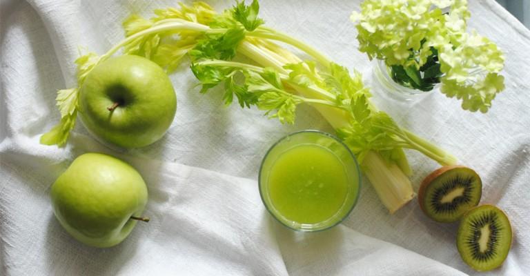 succo di sedano e limone per dimagrire