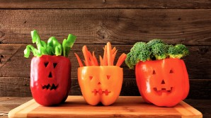 Happy veggy Halloween: tante ricette, pochi sprechi!