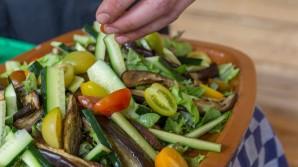 Вегетаріанські салати