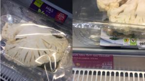 Cauliflower steak misses the Mark?