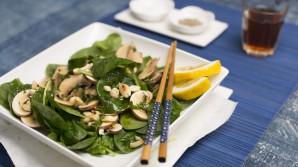 Aziatische salades