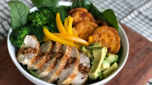 How to make four easy and delicious Buddha Bowls