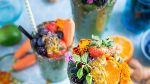 Cocinando con flores comestibles, ¿cómo saben y cuáles probar?