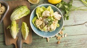 5 Möglichkeiten, um Salate zu variieren