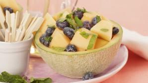 Salades pour le petit-déjeuner et le goûter