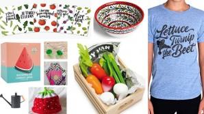 Salad-inspired Christmas gifts