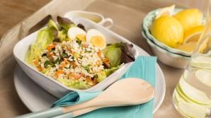Leftover salads