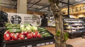 Smaller vegetables against food waste