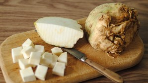 Il Sedano Rapa, qualità nutrizionali ed usi in cucina