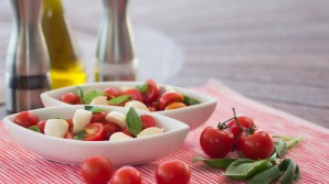 Salat-Snacks aus 3-4 Zutaten