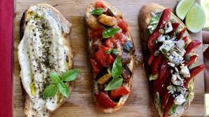 Zeleninové toasty pro ještě lepší snídani