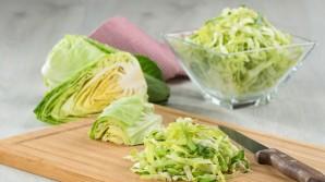 Salate mit Kopfkohl