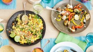 Salate aus aller Welt
