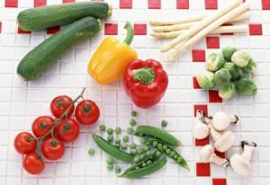 培养孩子对蔬菜的兴趣