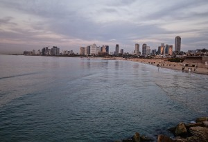 "Tel aviv : ""citta' bianca"", capitale gastronomica di israele"