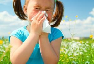 Frutas y verduras contra las alergias primaverales