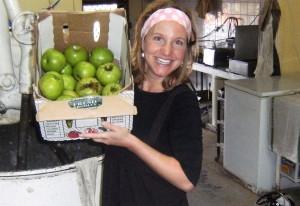 Apple and kohlrabi salad - a healthy addiction