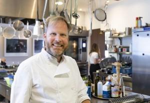 Wie bereite ich Auberginen am besten zu -  Interview mit einem Küchenchef