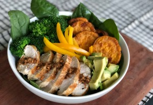 Buddha Bowls are an easy and delicious way to create healthy meals, Love My Salad