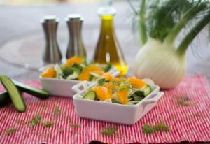 Du hast Heißhunger? Wie wäre es mit einem Salat?!