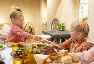 Tips voor een gezellige, ontspannen maaltijd zonder strijd