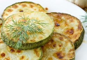 Quick and easy salads kids will love - with zucchini