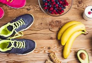 Frutta e verdura per chi fa sport
