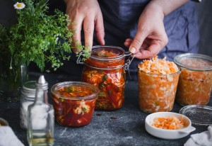 How to ferment vegetables?