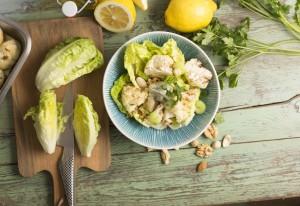 5 Wege um Salate anzureichern