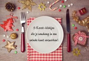 Geef je Kerstdiner een tweede kans: 5 x kliekjes gebruiken