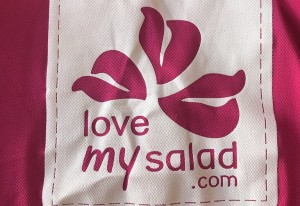 II carrera solidaria Love My Salad