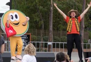 Festival, Sydney, SummerFruitFestival, Melons