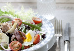 Fun facts about salad