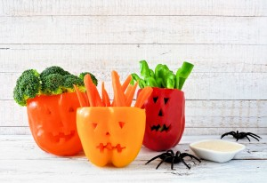6 ideas for Halloween snacks - spooky and delicious!