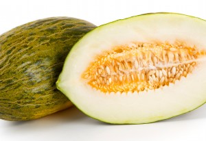 What is a Piel de Sapo melon?