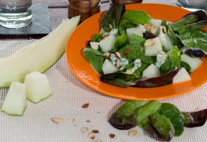 4 tips and tricks to help make chopping salads easy