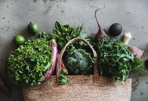 Foodtrends en groente voor 2020