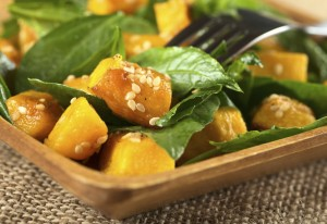 Pumpkin salads are easy to create and always a crowd pleaser, Love my Salad