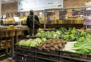 Eerste supermarkt zonder kassa geopend