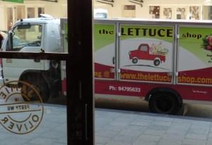 Lettuce shop inspires creative menus