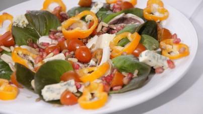 Mediterranean salad - my way