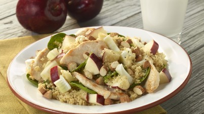 Apple, Fennel & Chicken Salad with Couscous