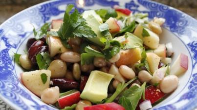 Mexican bean salad (aka blackout salad)