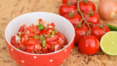 Salsa de tomates du Brésil