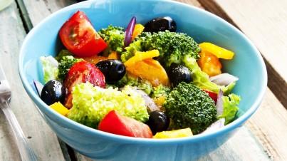 Salade de légumes Panchamali