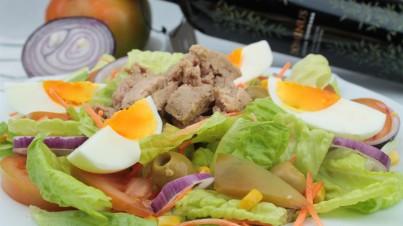 Salade mixte Espagnole