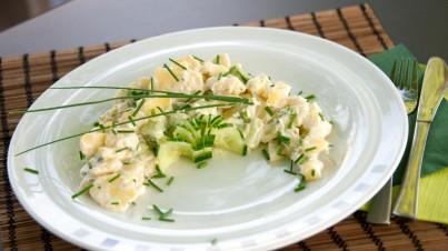 Sächsischer Kartoffelsalat á la Claudia