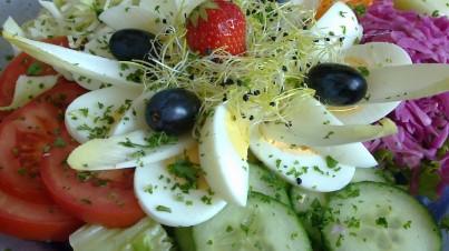 Russian Summer Salad
